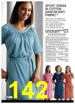 1981 Sears Spring Summer Catalog, Page 142
