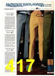 1969 Sears Fall Winter Catalog, Page 417