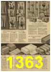 1961 Sears Spring Summer Catalog, Page 1363