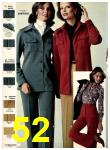 1977 Sears Fall Winter Catalog, Page 52