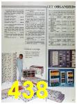 1989 Sears Home Annual Catalog, Page 438