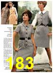 1969 Sears Spring Summer Catalog, Page 183
