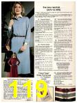 1982 Sears Fall Winter Catalog, Page 119