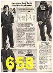 1974 Sears Fall Winter Catalog, Page 658