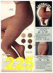1975 Sears Fall Winter Catalog, Page 225