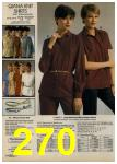 1980 Sears Fall Winter Catalog, Page 270