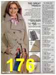 1981 Sears Spring Summer Catalog, Page 176