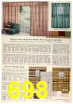 1958 Sears Spring Summer Catalog, Page 698