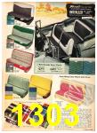 1958 Sears Fall Winter Catalog, Page 1303