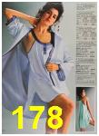 1987 Sears Fall Winter Catalog, Page 178