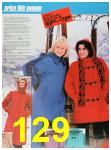 1986 Sears Fall Winter Catalog, Page 129