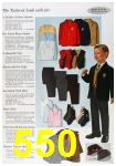 1964 Sears Fall Winter Catalog, Page 550