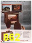 1986 Sears Spring Summer Catalog, Page 862