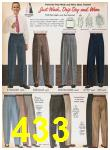1957 Sears Spring Summer Catalog, Page 433