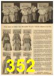 1961 Sears Spring Summer Catalog, Page 352