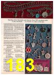 1968 Montgomery Ward Christmas Book, Page 183