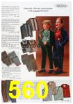 1964 Sears Fall Winter Catalog, Page 560