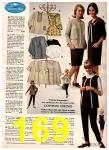1966 Montgomery Ward Fall Winter Catalog, Page 169