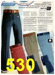 1977 Sears Fall Winter Catalog, Page 530