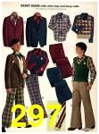 1973 Sears Fall Winter Catalog, Page 297