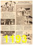 1960 Sears Fall Winter Catalog, Page 1193