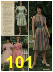 1962 Sears Spring Summer Catalog, Page 101