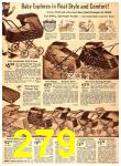 1940 Sears Fall Winter Catalog, Page 279
