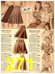 1942 Sears Spring Summer Catalog, Page 271