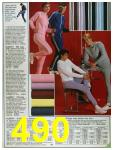 1986 Sears Spring Summer Catalog, Page 490