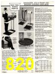 1982 Sears Fall Winter Catalog, Page 820
