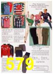 1967 Sears Spring Summer Catalog, Page 579