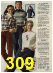 1980 Sears Fall Winter Catalog, Page 309