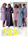 1983 Sears Fall Winter Catalog, Page 185