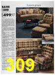 1989 Sears Home Annual Catalog, Page 309