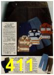 1979 Sears Fall Winter Catalog, Page 411