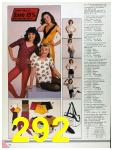 1986 Sears Fall Winter Catalog, Page 292