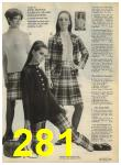 1968 Sears Fall Winter Catalog, Page 281