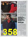 1991 Sears Fall Winter Catalog, Page 358