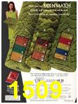 1971 Sears Fall Winter Catalog, Page 1509