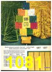 1969 Sears Fall Winter Catalog, Page 1081