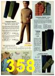 1969 Sears Fall Winter Catalog, Page 358