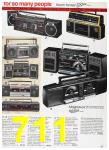 1988 Sears Fall Winter Catalog, Page 711