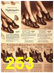 1940 Sears Fall Winter Catalog, Page 253