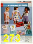 1986 Sears Spring Summer Catalog, Page 273