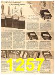 1956 Sears Fall Winter Catalog, Page 1257