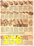 1942 Sears Spring Summer Catalog, Page 236