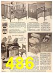 1960 Sears Fall Winter Catalog, Page 486