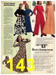1973 Sears Fall Winter Catalog, Page 143