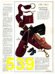 1971 Sears Fall Winter Catalog, Page 539