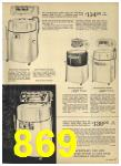 1960 Sears Spring Summer Catalog, Page 869